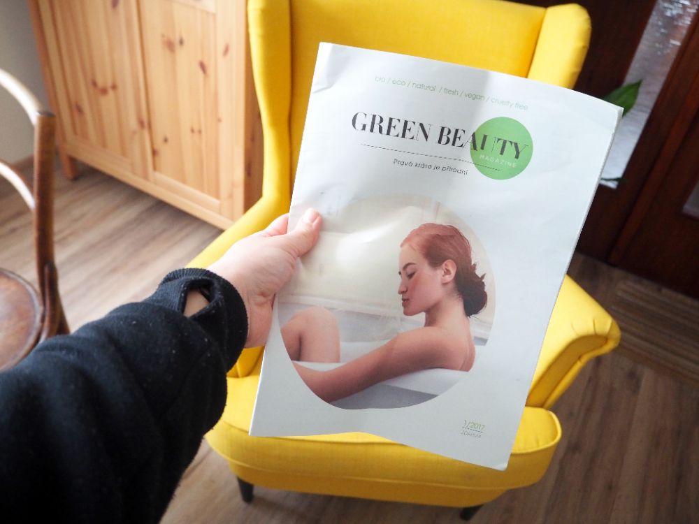 Green Beauty Market 2017