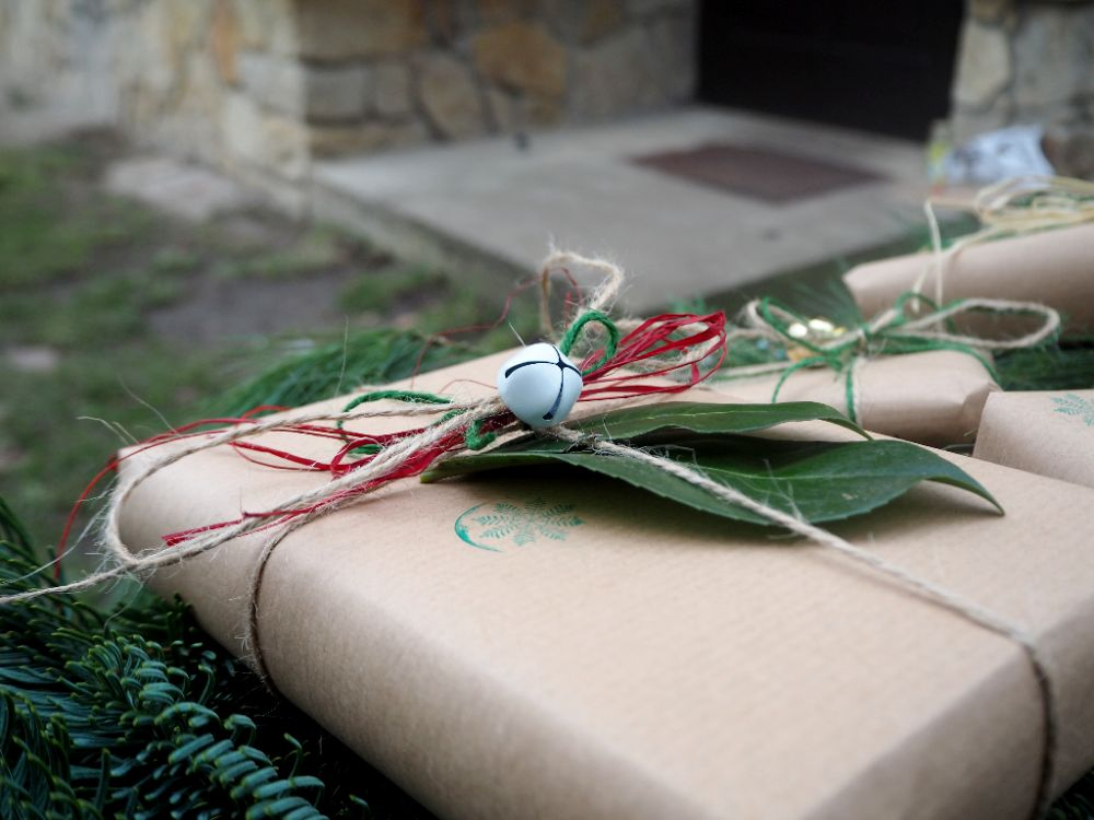 Tipy na balení vánočních dárků, Vánoce 2017