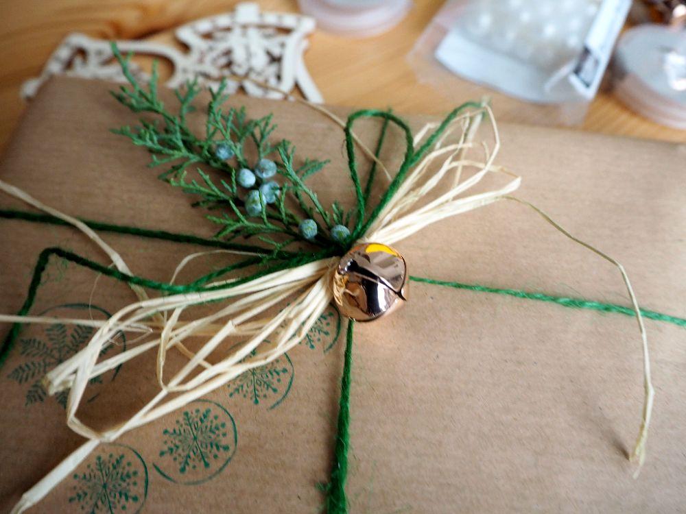 Tipy na balení vánočních dárků, inspirace, Vánoce 2017