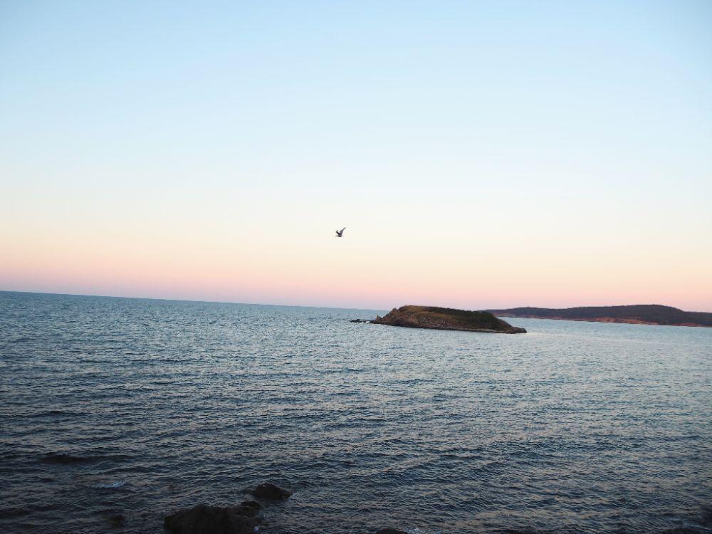 Bulharsko, dovolená, prázdniny, moře, Bulgaria, Arkutino, Černé moře, pobřeží