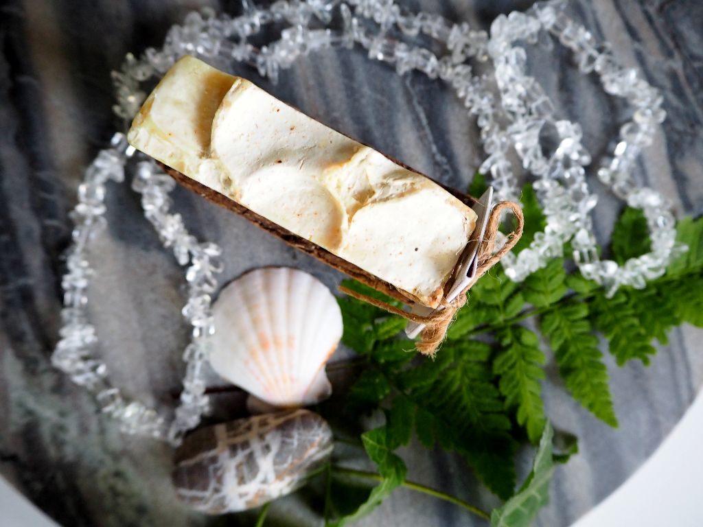 Recenze skořicového mýdla Alassala, Moroccan Sense, tuhé mýdlo, olejové mýdlo, zima, hygge, koupel, sprcha
