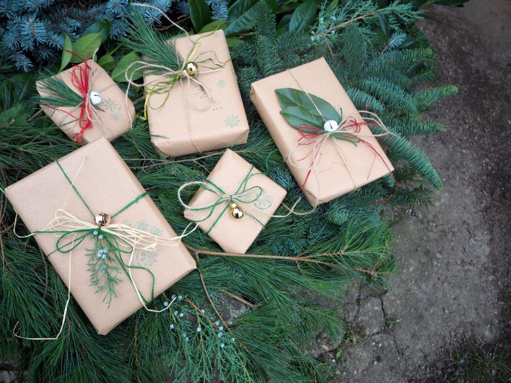 Balení dárků, Wrapping ideas, christmas 2017, christmas, vánoce, balení vánočních dárků