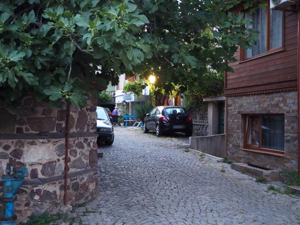 Dovolená, Bulharsko, prázdniny, léto, Sozopol, Bulgaria, Fíkovník, fíky, nightlife, večer, výlet