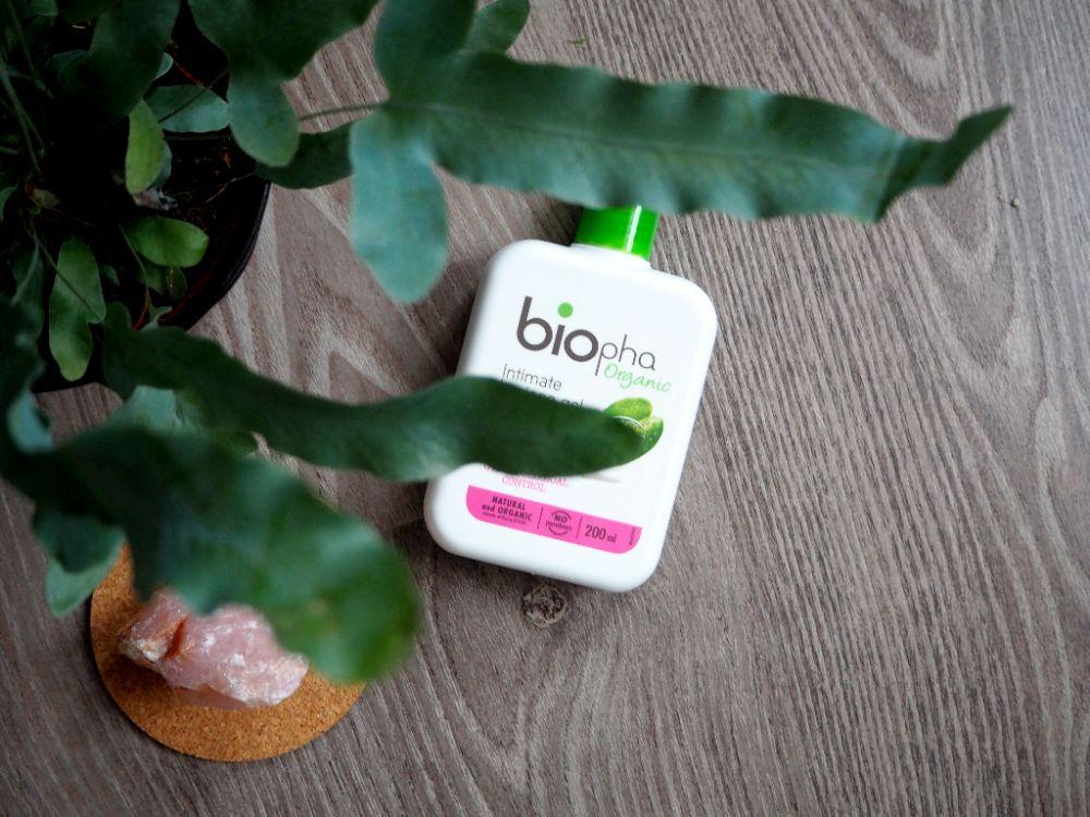 Intimní mycí gel BioPha, recenze, hodnocení, ROSSMANN.