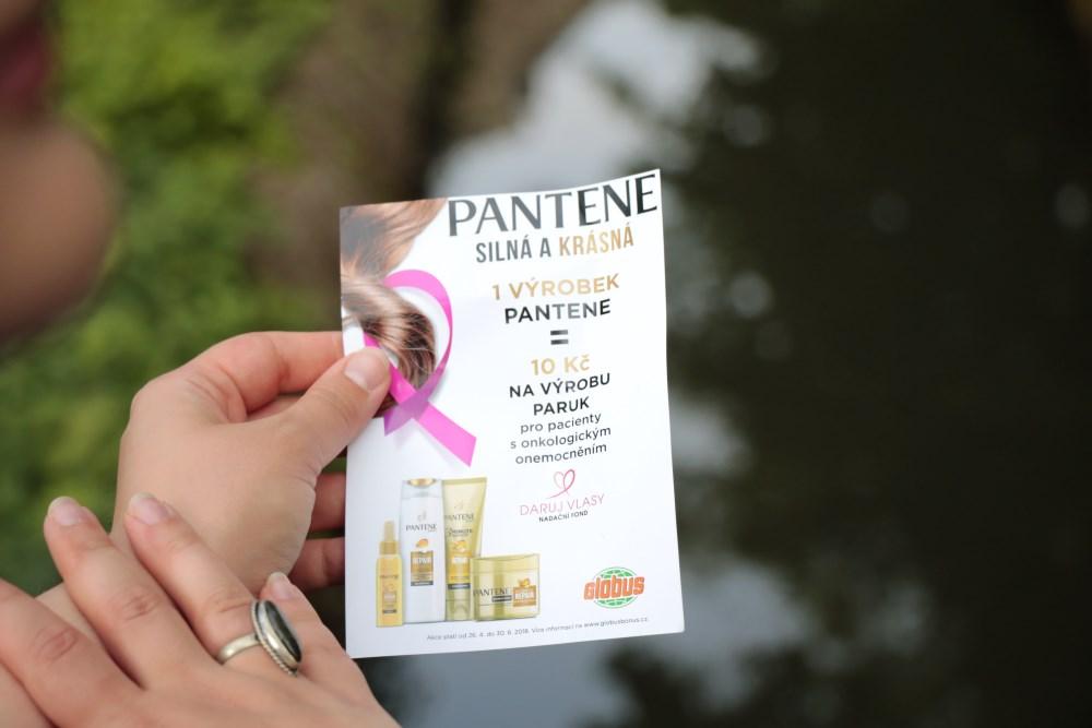 Pokďme pomoci ženám, jak být s Pantene Silná a krásná!