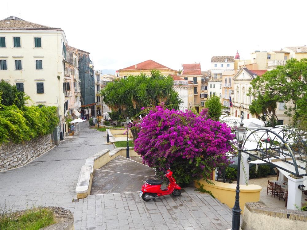 Digitální detox a dovolená na Korfu.