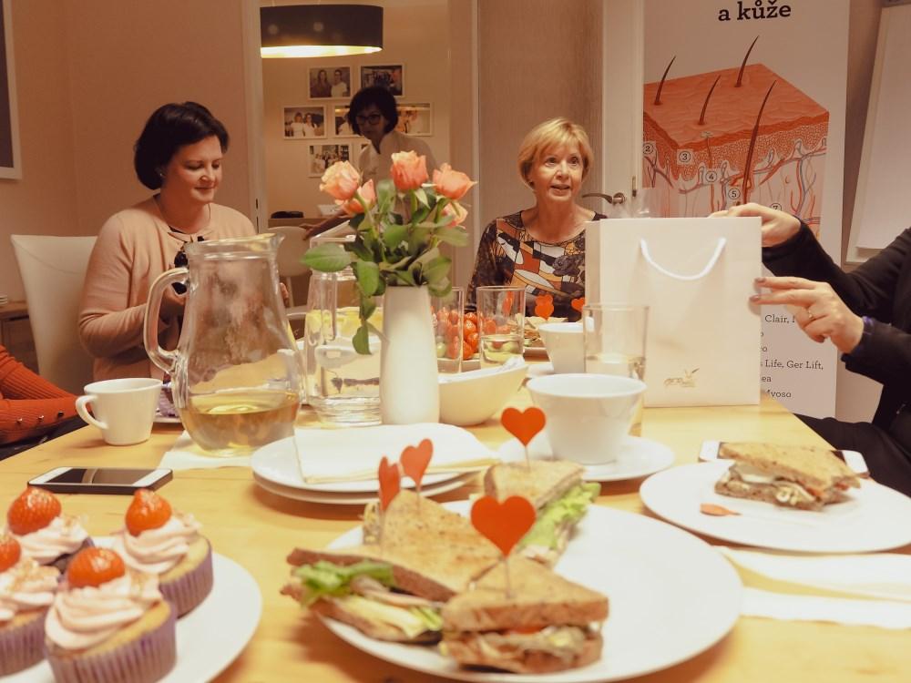 Bloggerské setkání s kosmetikou GERnétic.