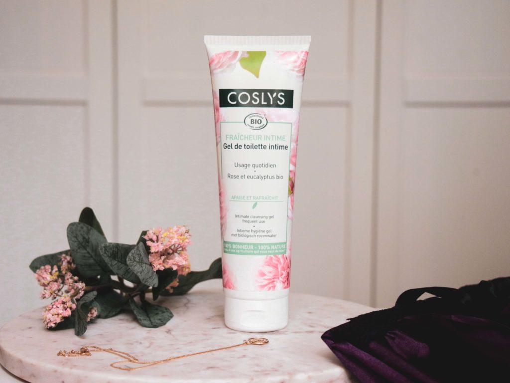 Recenze intimního gelu s růží od Coslys.