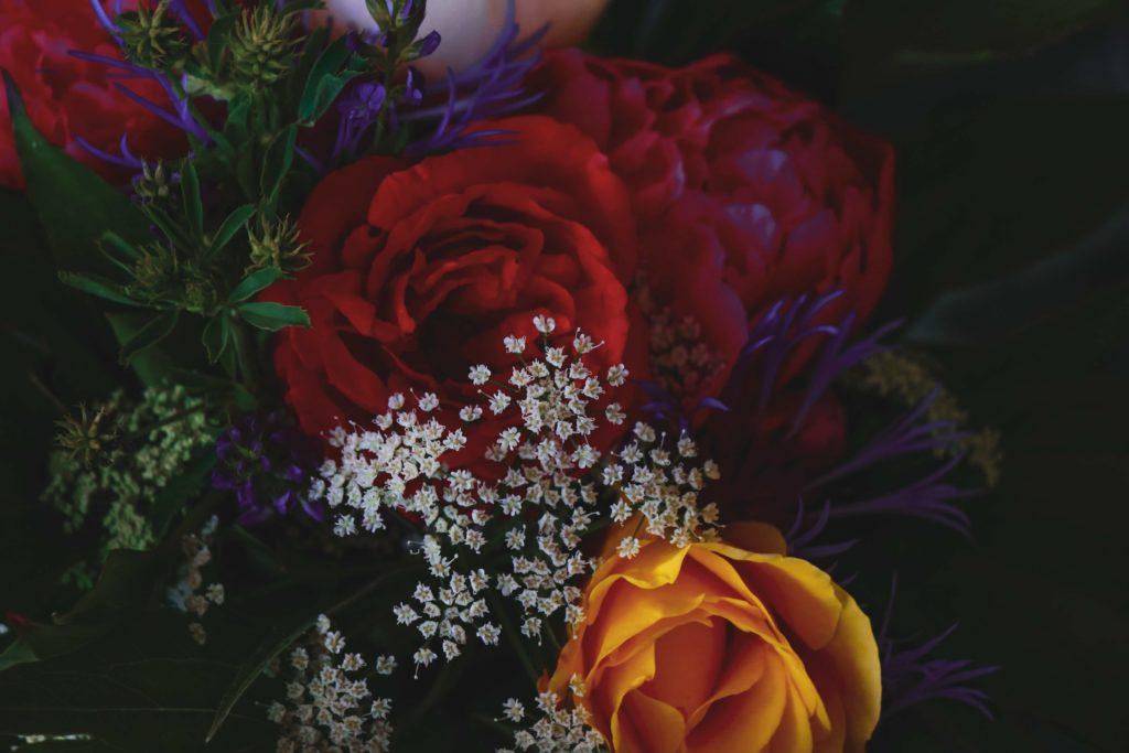 Baví mě vázat kytice a flower design, to je můj relax. Každá květina má duši.