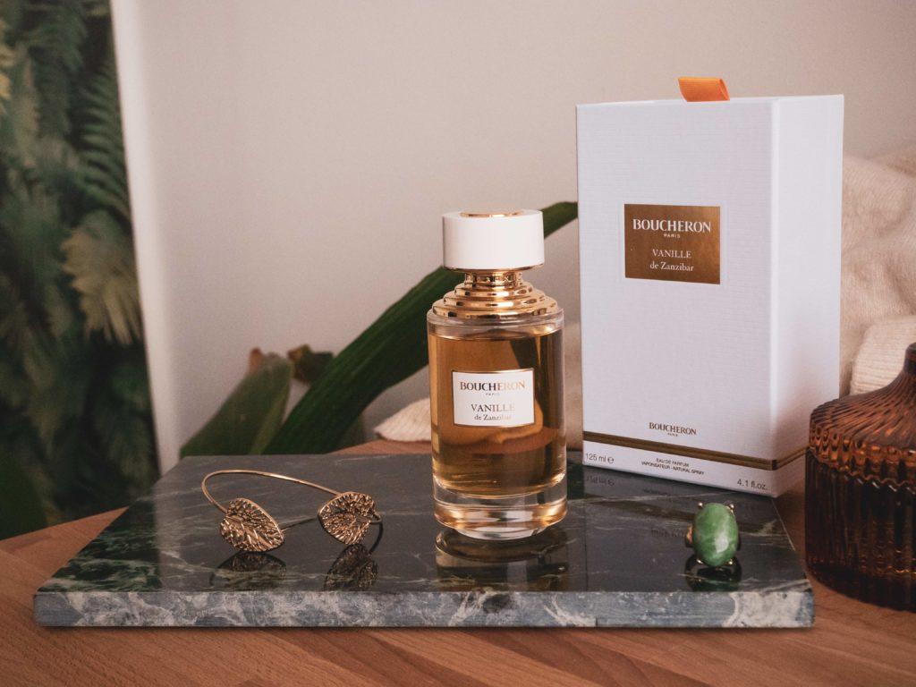 Recenze parfému La Collection Vanille de Zanzibar od Boucheron.