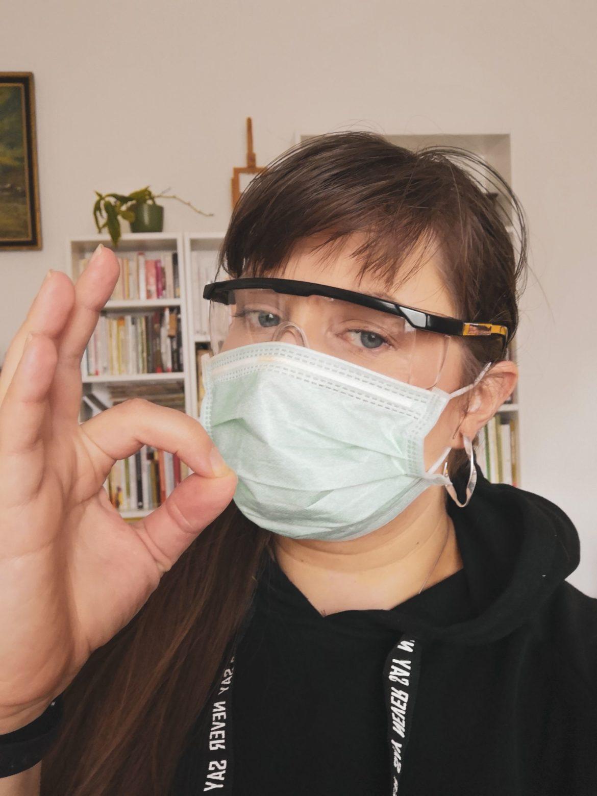 Rouška není hamba! Jsem tým #rouškyvšem!