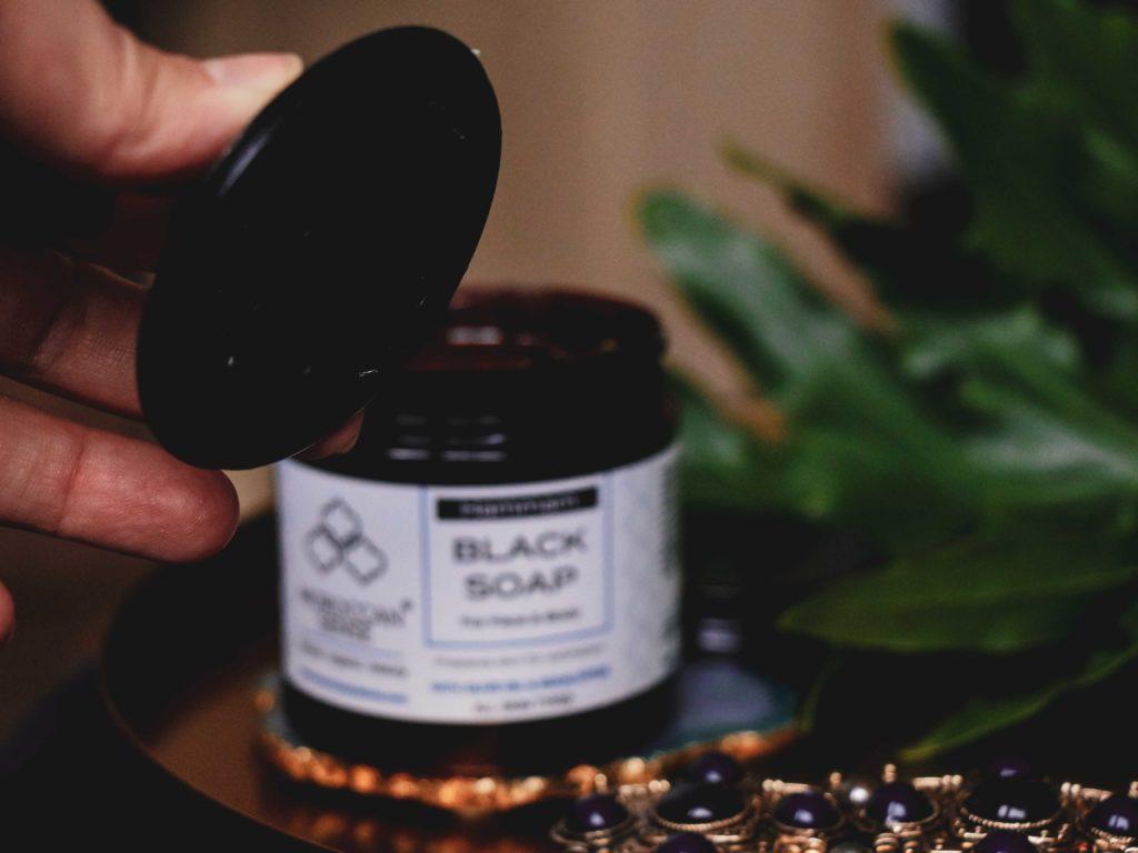 Recenze Marockého černého mýdla Morrocan Sense.