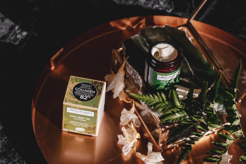 Recenze Antipodes očního krému Kiwi Seed