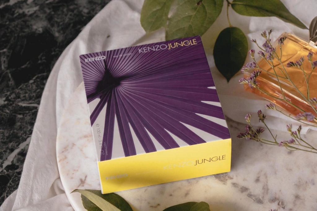 Recenze a příběh parfému Kenzo Jungle.