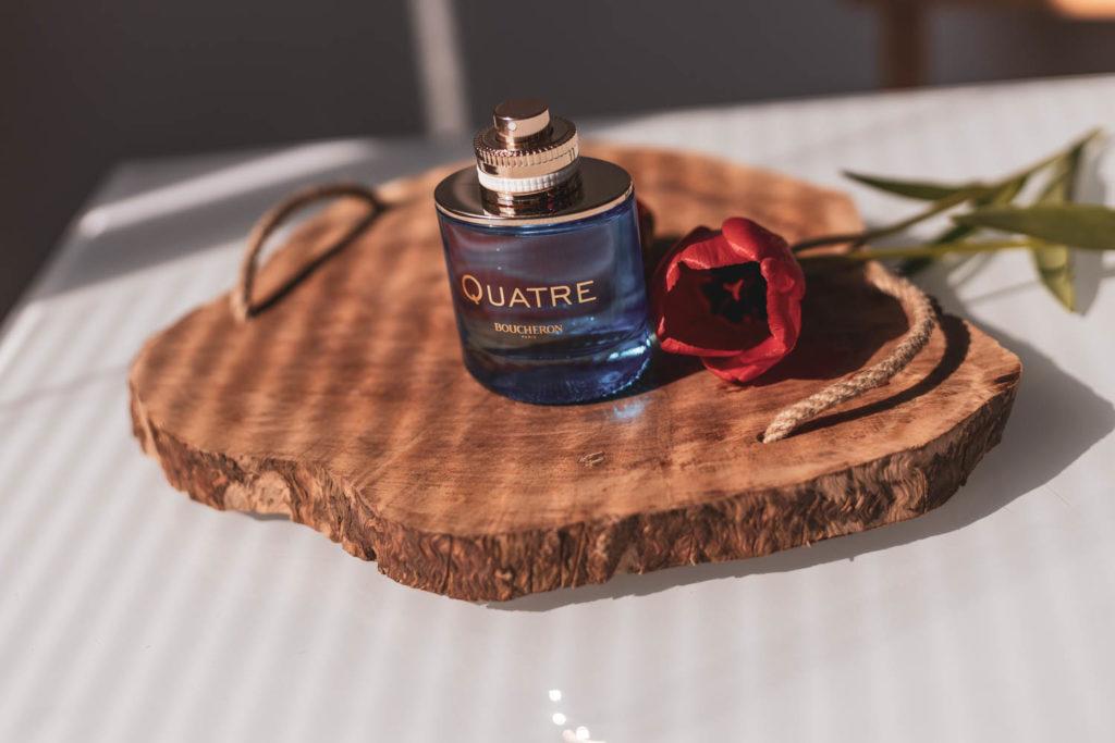 Recenze parfému Boucheron Quatre En Bleu