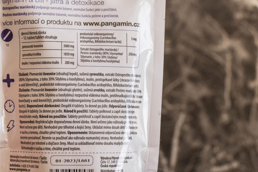 Recenze doplňků stravy Pangamin s vysokým obsahem vitamínů skupiny B